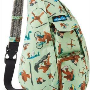 ISO!!! Kanu Sasquatch rope bag